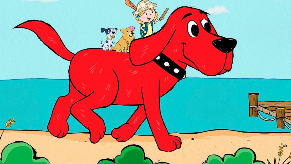 Clifford Everybody S Favorite Big Red Dog Gets A Reboot Abc News