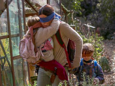 Netflix has no plans to cut Bird Box scene despite outcry