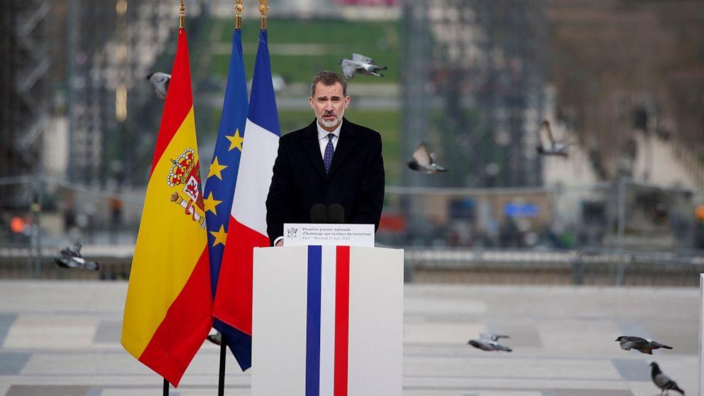 Ισπανός Βασιλιάς παραιτείται από την κληρονομιά από τον πατέρα, εν μέσω σκανδάλου