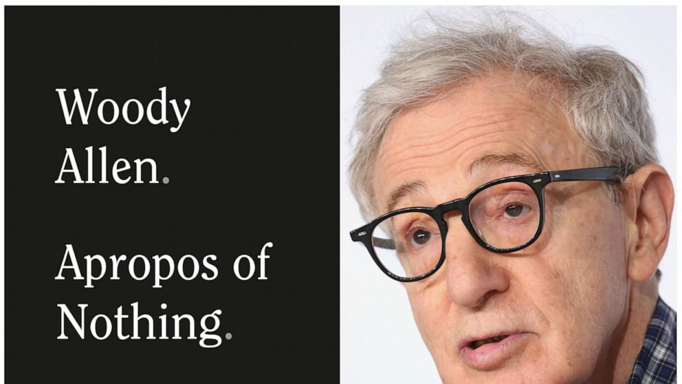 Publisher kündigt Pläne zur Freigabe von Woody Allen Memoiren
