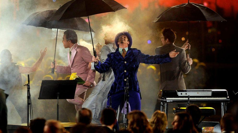 Cirque du Soleil menutup Las Vegas menunjukkan karena virus