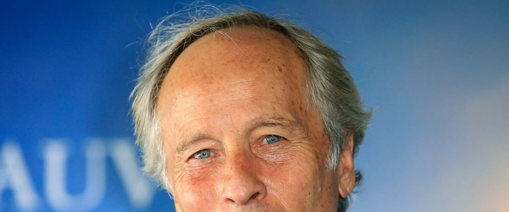 FILE - In this Sept. 3, 2013 file photo, American novelist and short story writer Richard Ford poses during a photo call at the 39th American Film Festival in Deauville, Normandy, western France. Ford, whose novels include the Pulitzer Prize-winning