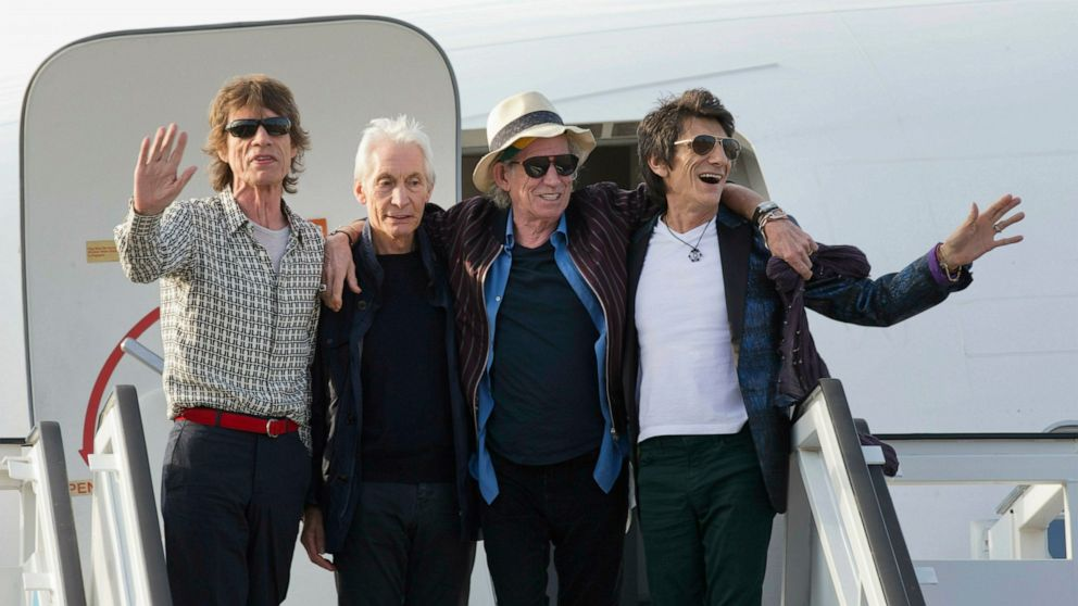 Rolling Stones threaten to sue Trump over utilizing their songs thumbnail