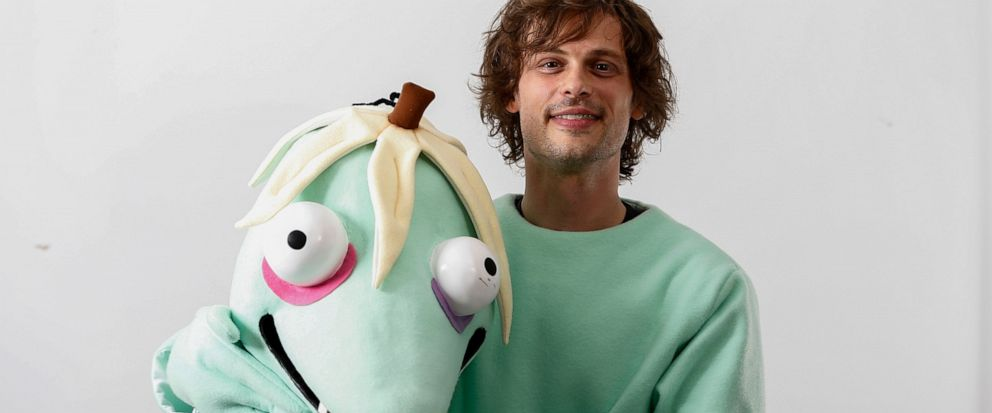 Matthew Gray Gubler, Matthew Gray Gubler Portrait Session