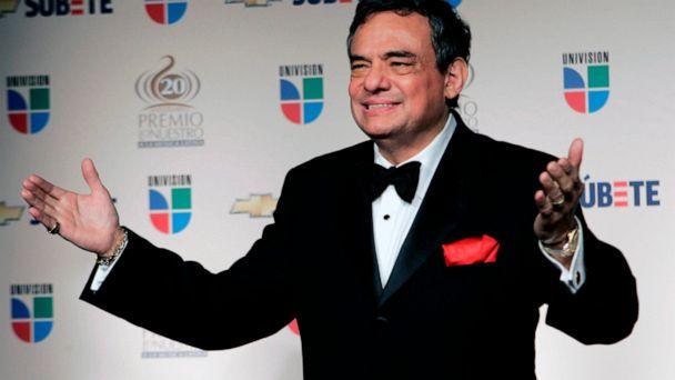Legendary Mexican crooner José José dies from cancer