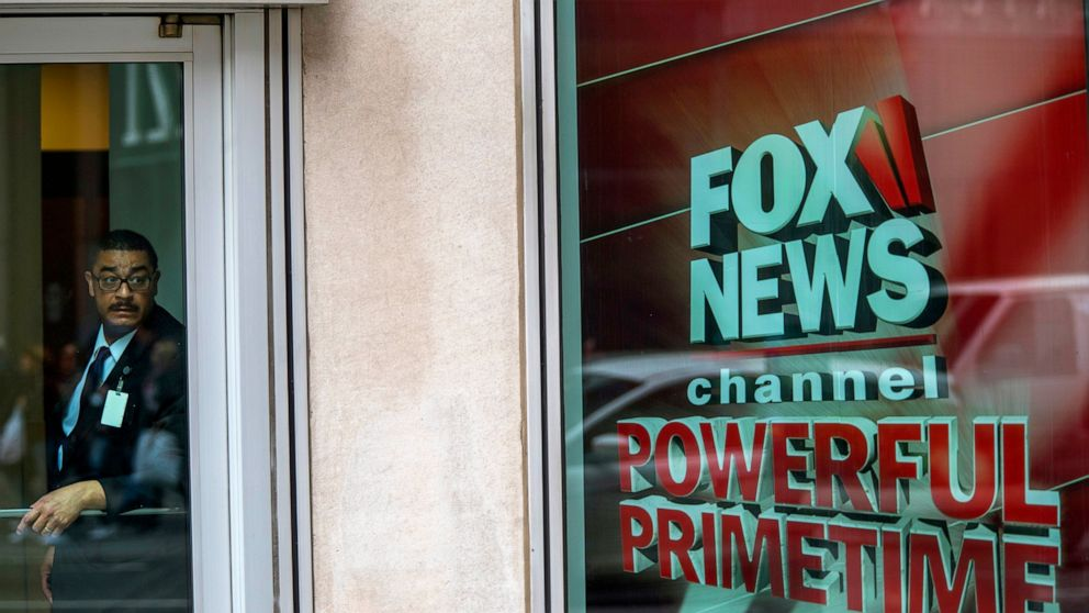 Another prominent news person defecting from Fox News