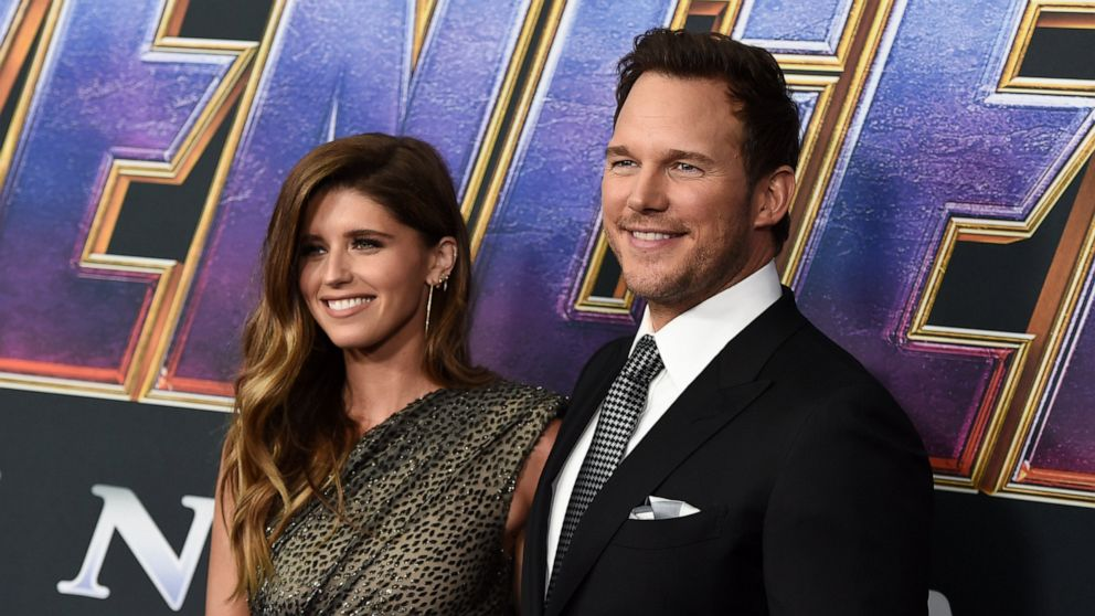 Chris Pratt Katherine Schwarzenegger greet baby daughter – ABC News
