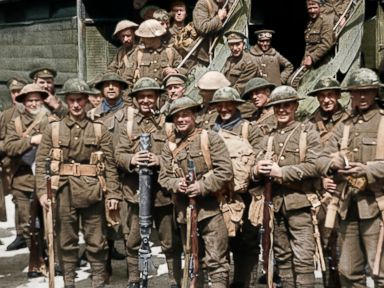 Review: 'They Shall Not Grow Old' is an immersive marvel