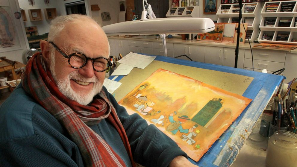 Strega Nona' author Tomie dePaola is dead at age 85 - ABC News