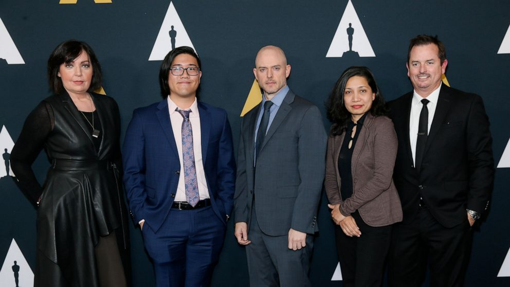 Screenwriters honored with film academy's Nicholl award thumbnail