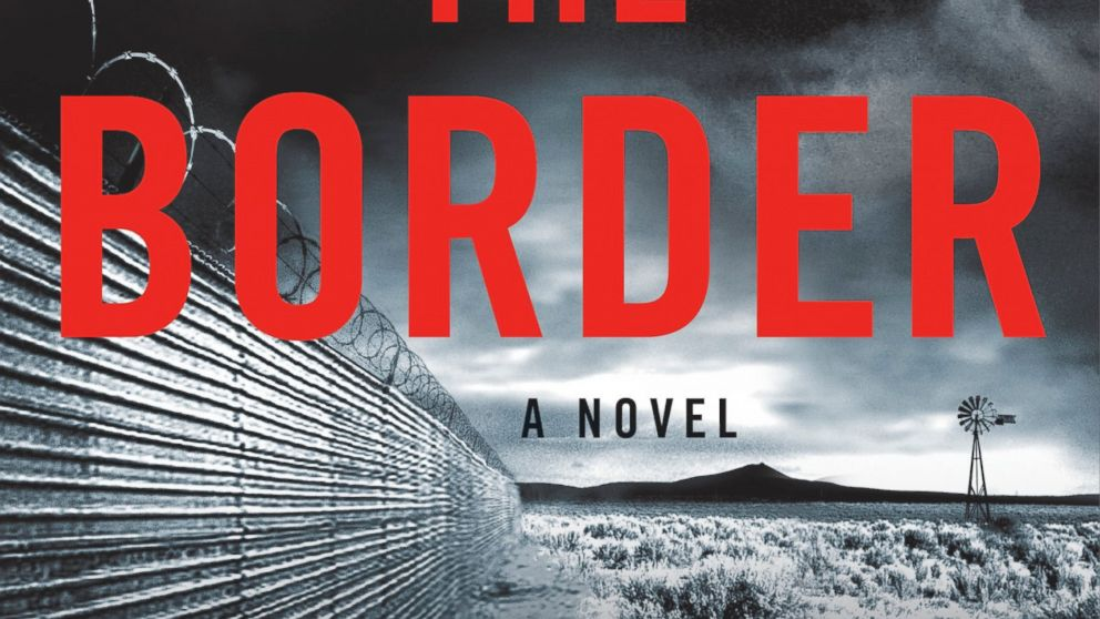 """This cover image released by William Morrow shows """"The Border,"""" a novel by Don Winslow. (William Morrow via AP)"""