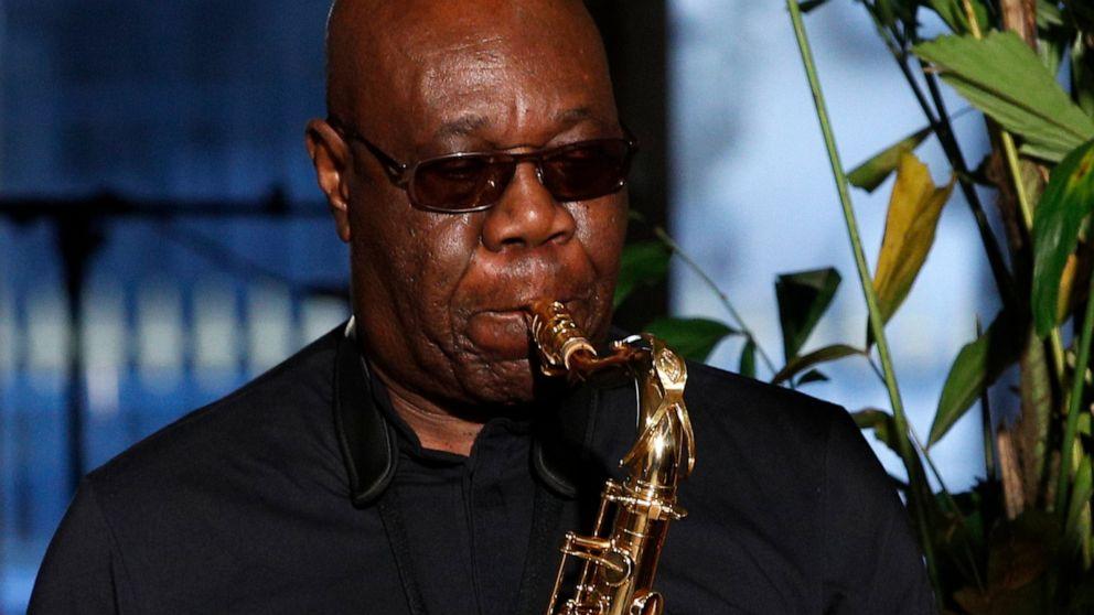 Africa ' s jazz große stirbt in Frankreich der virus