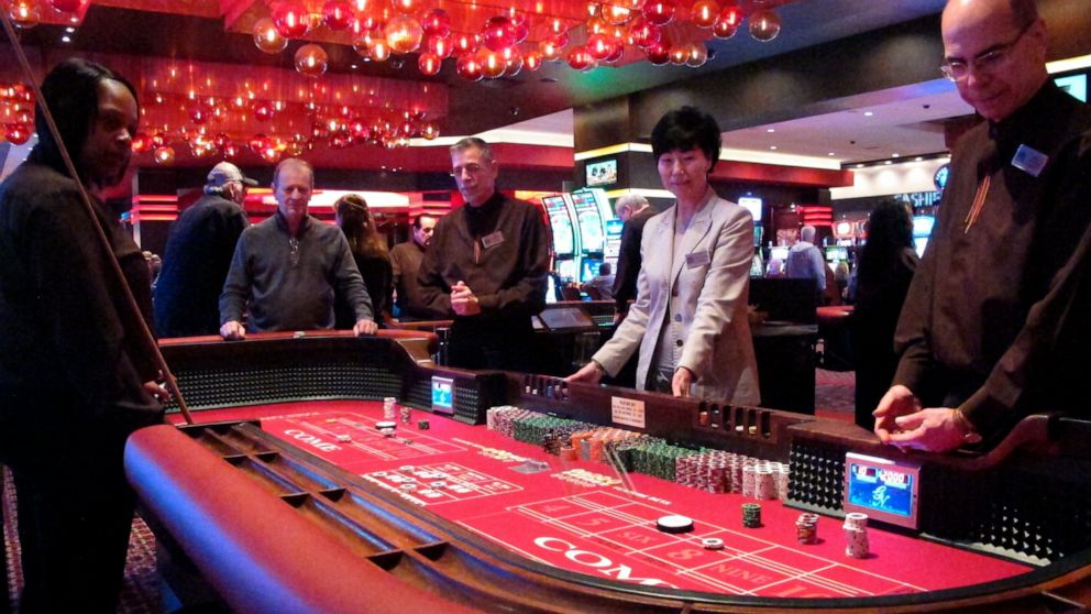 US commercial casinos won $43.6 billion in 2019, up 3.7% - ABC News