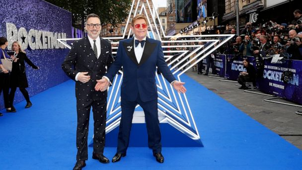 Samoa bans Elton John movie 'Rocketman' due to homosexuality
