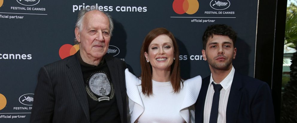 Werner Herzog, Julianne Moore, Xavier Dolan