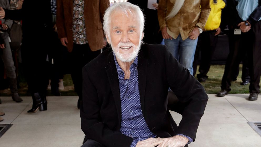 Kenny Rogers admitted to hospital thumbnail