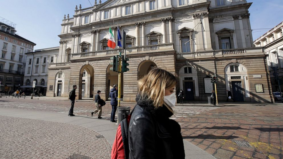 La Scala plans 4 July live shows in post-lockdown reopening thumbnail