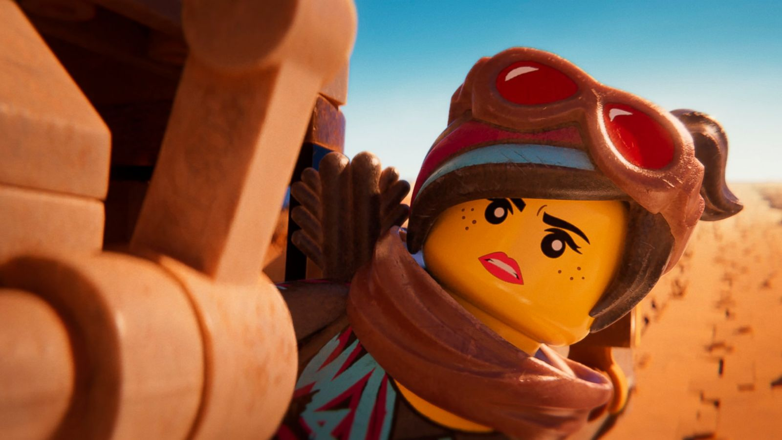 The Lego Movie 2 Opens No 1 But Everything Is Not Awesome Abc News