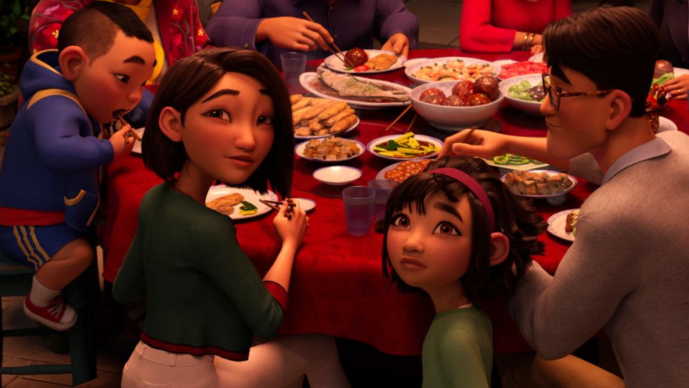 Sandra Oh celebrates Asian culture in film 'Over the Moon'