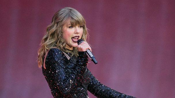 Texas man guilty of stalking, threatening Taylor Swift