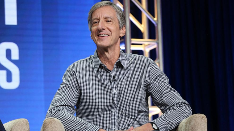 Andy Borowitz brings the funny to staid PBS
