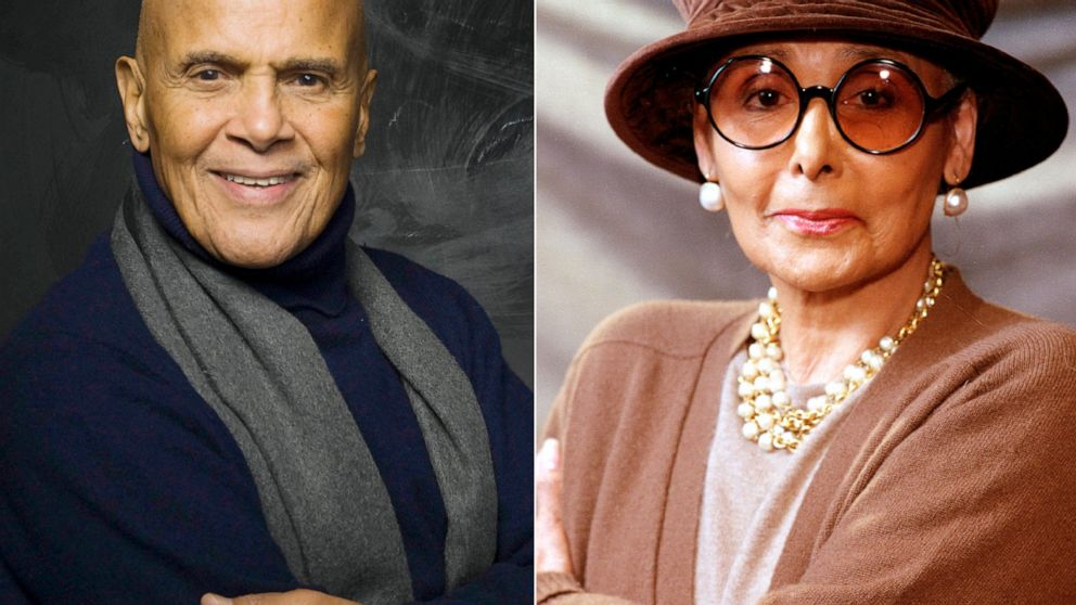 Belafonte recalls Horne's activism as Solange is honored thumbnail