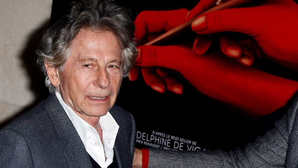 Academy stands by decision to expel Polanski