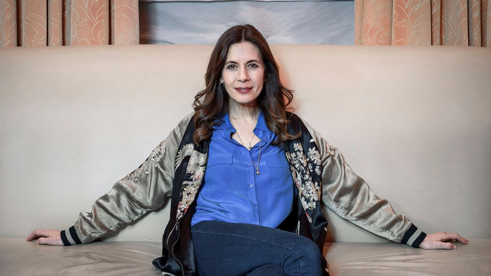 Jessica Hecht having 'Special' moment thanks to Netflix show - ABC News