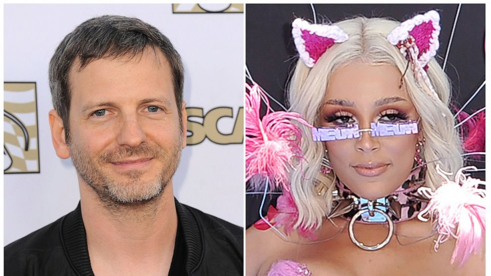 With no 1 hit, once-ousted producer Dr. Luke marks comeback thumbnail