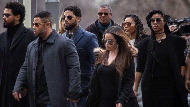 Key moments in the case against actor Jussie Smollett