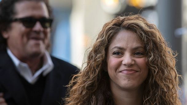 Shakira appears before Spanish judge in tax fraud case