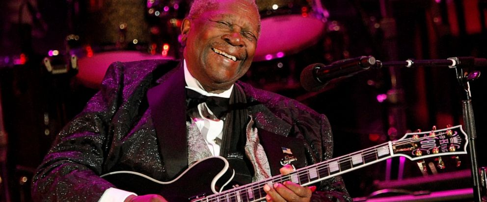 b b king 39 s 39 lucille 39 guitar going up for auction abc news. Black Bedroom Furniture Sets. Home Design Ideas