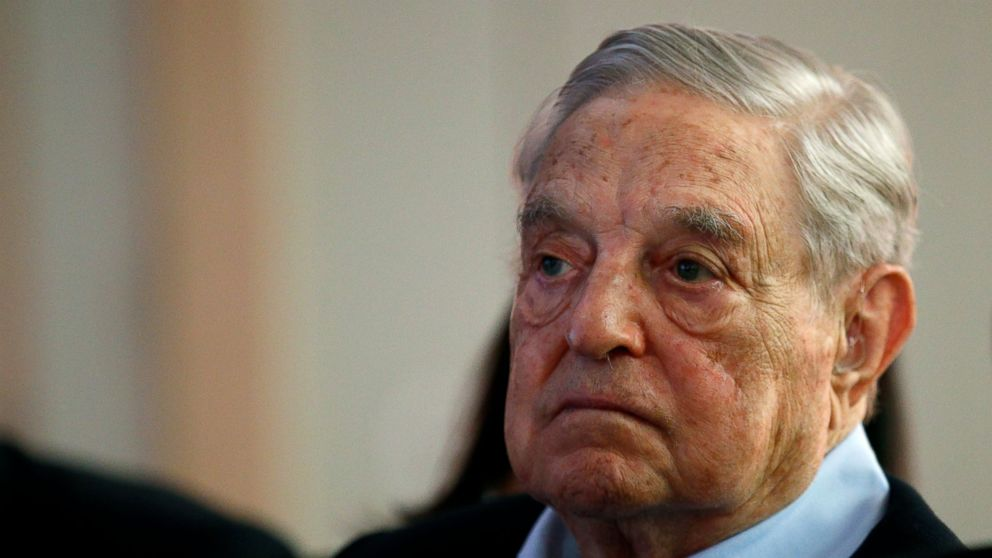 New George Soros book will be a summation of core beliefs