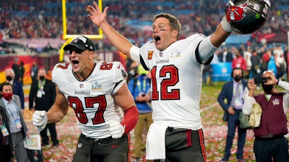 Bucs' Super Bowl film showcases Brady and Tampa Bay D - ABC News