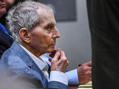 Prosecutor: Jurors conclude Durst heir 'killed them all'