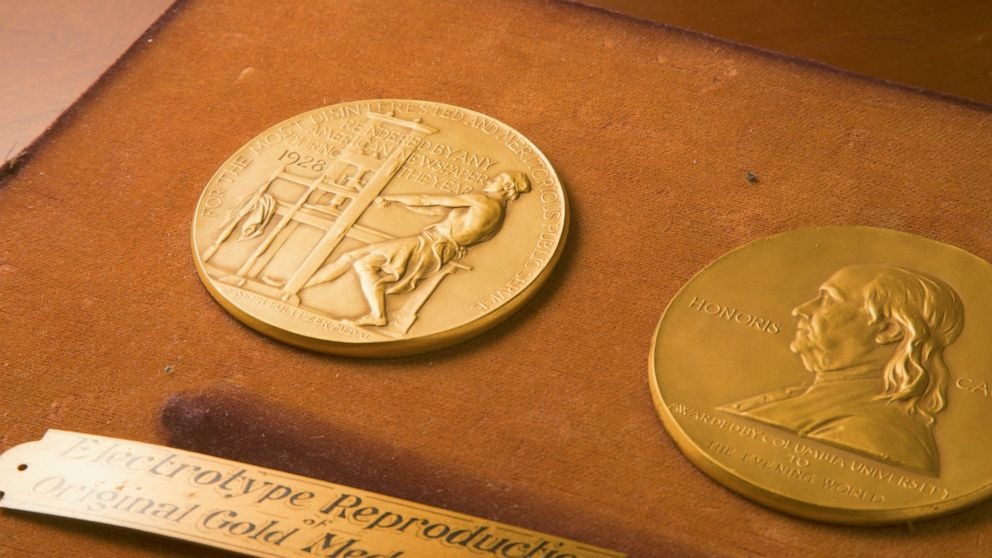The Full List of Winners from 2021 Pulitzer Prizes