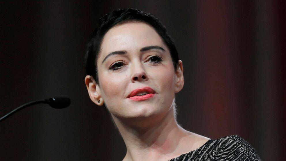 Rose McGowan μηνύει αντλείται εκφοβισμού από Weinstein, άλλοι