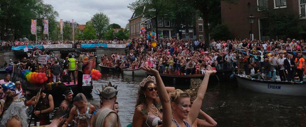 Main article: Amsterdam Gay Pride