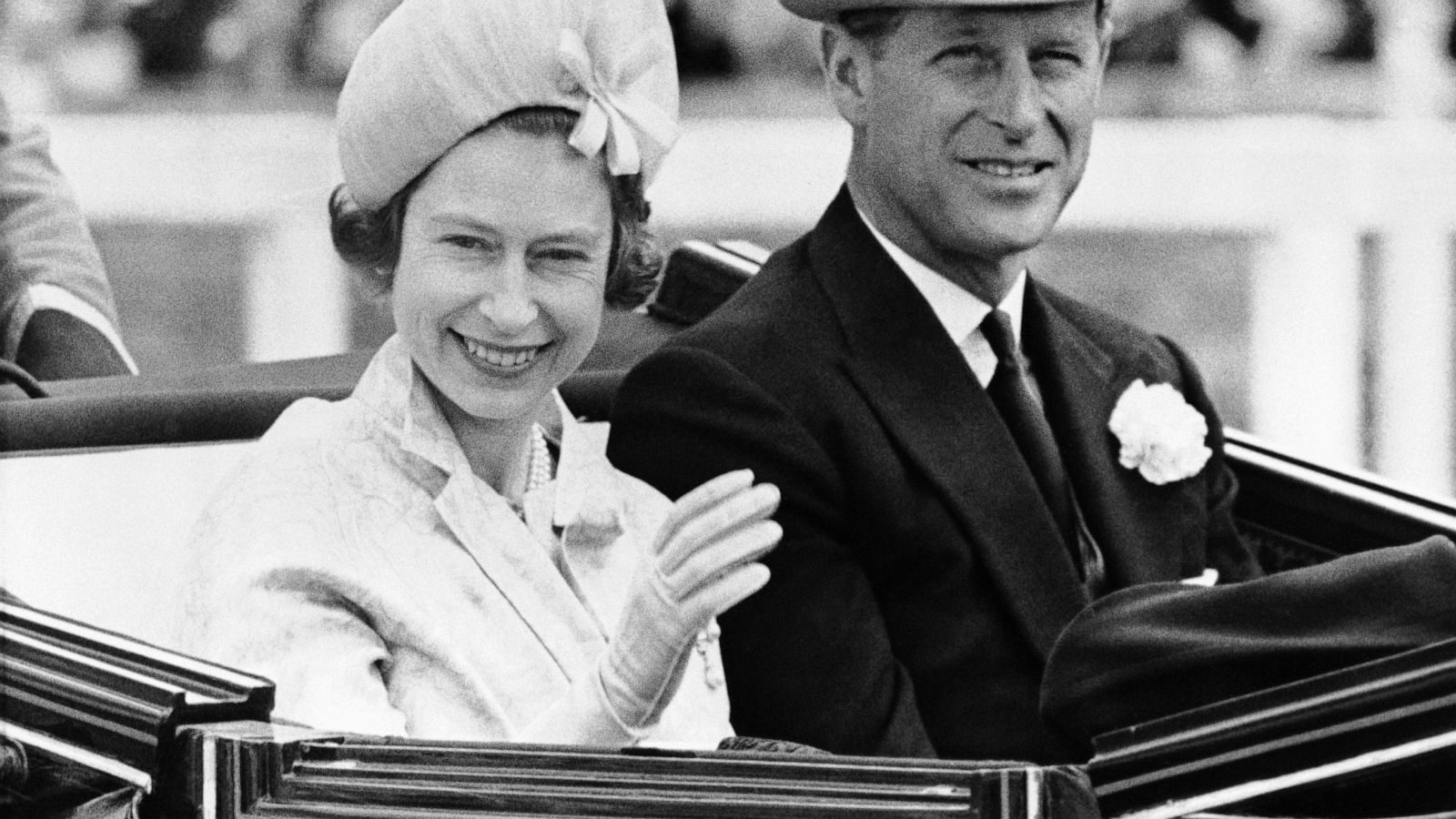 Still beside the queen at 99: Prince Philip to mark birthday - ABC News