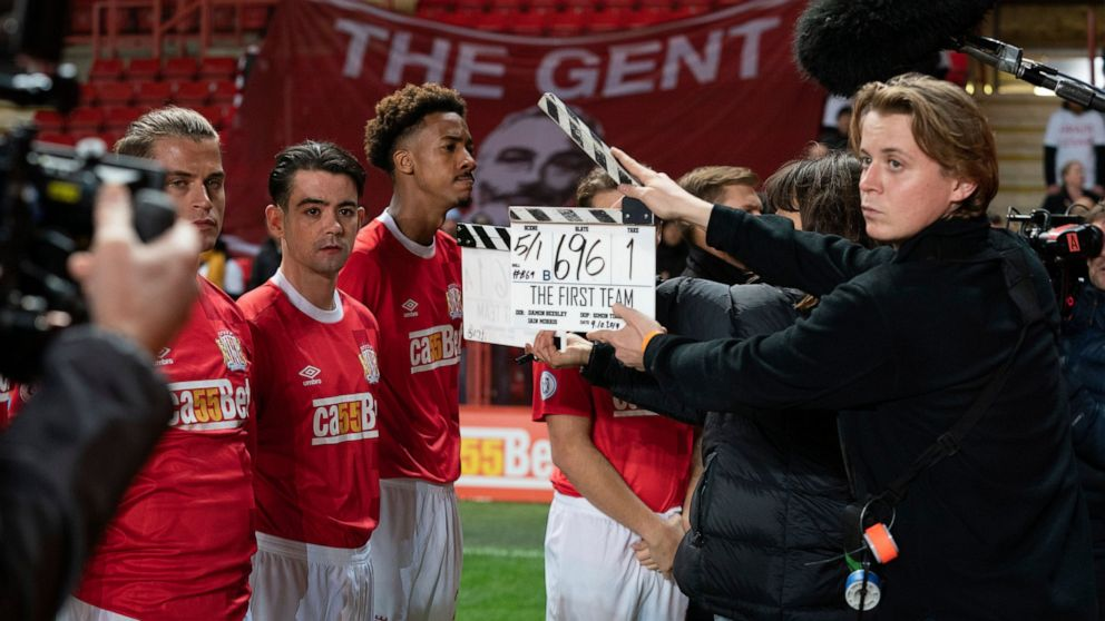 Soccer gets comedy series treatment with help from Liverpool thumbnail