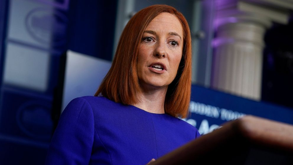 Smooth Psaki shows new tone in first Biden press briefing - ABC News