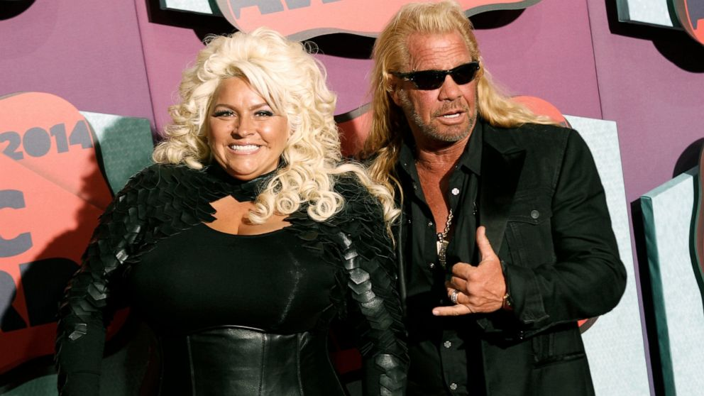 Funeral held for Beth Chapman of 'Dog the Bounty Hunter'
