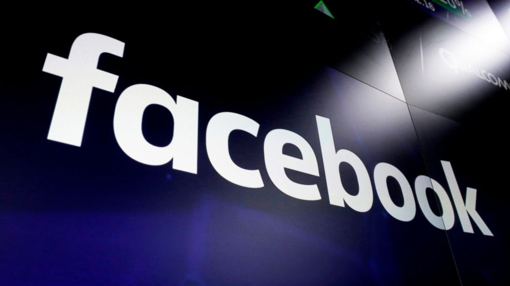 File In This March 29 2018 File P O The Logo For Facebook