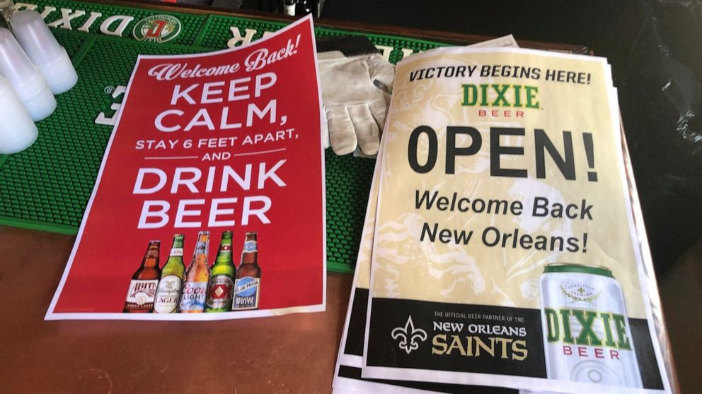 Bars reopening in New Orleans. Will tourists come? thumbnail