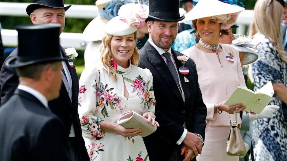 Queen-Enkel Peter Phillips und Frau Herbst zur Scheidung