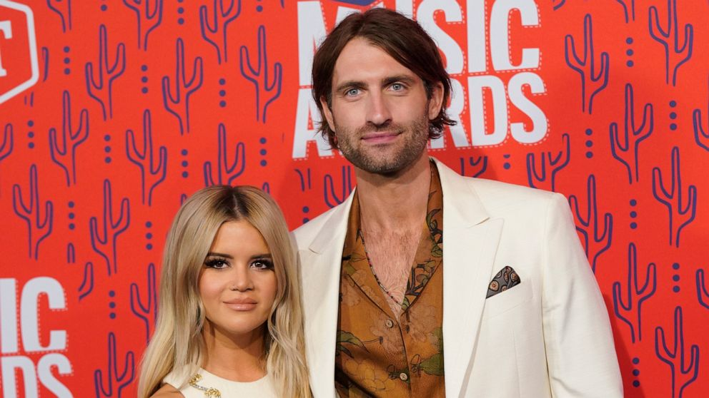 It's a boy for 'GIRL' singer Maren Morris thumbnail