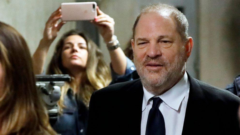 Weinstein overhauling legal team as trial looms in 60 days thumbnail