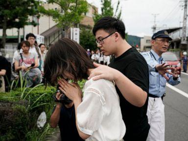 Police search Kyoto animation studio where fire killed 33