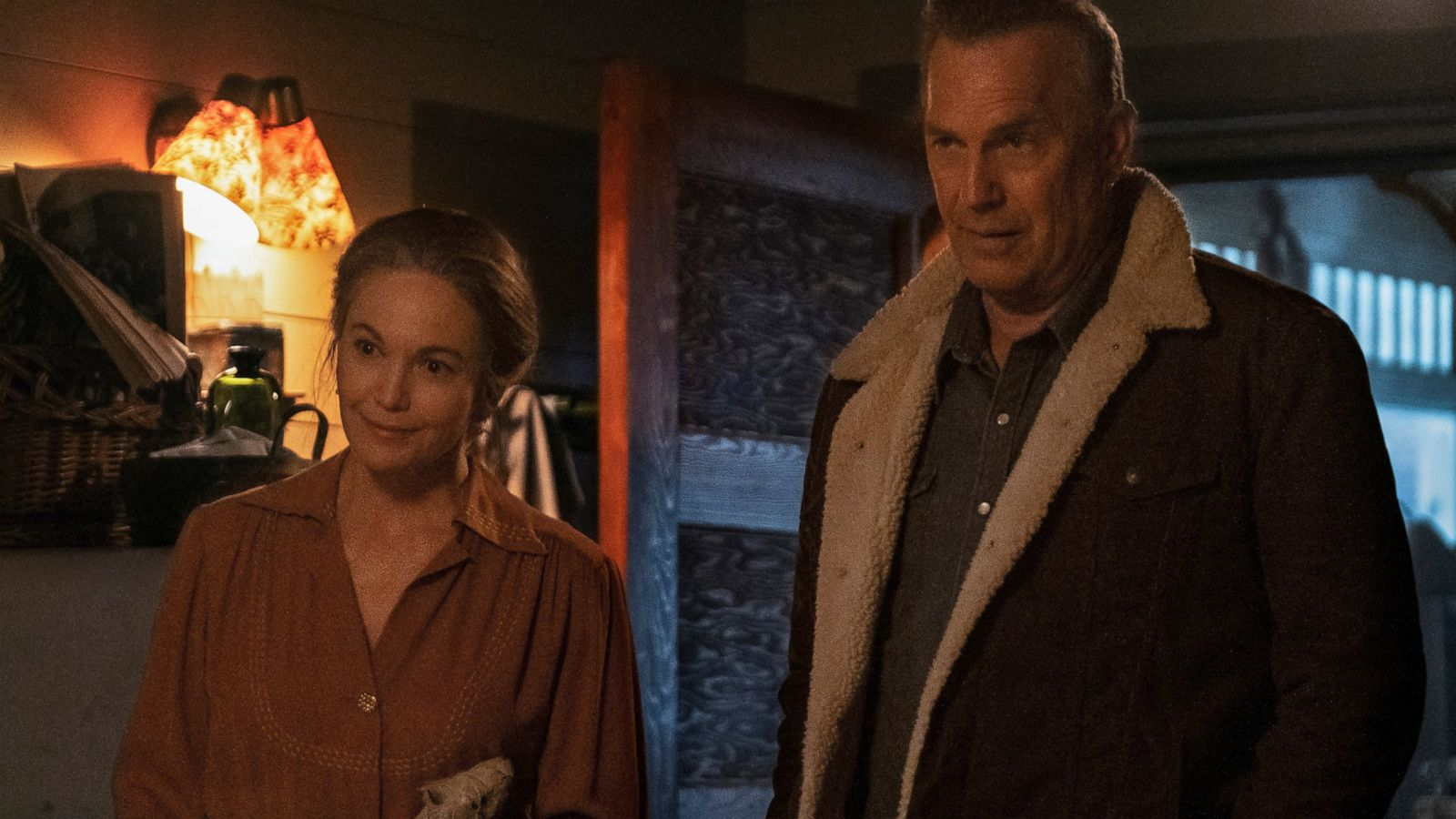 Review Diane Lane And Kevin Costner In Let Him Go Abc News