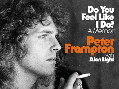 Book Review: Peter Frampton looks back in a gentle memoir
